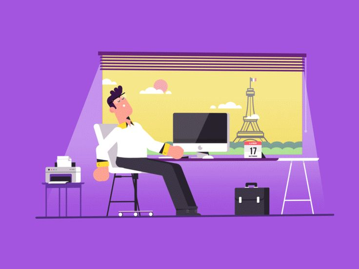 Like a Boss by MacWojcik #Design Popular #Dribbble #shots