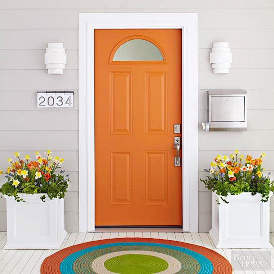 116 best images about fabulous paint colors for front for Fabulous front doors