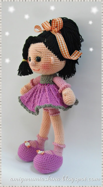 Amigurumi Askina Yilbasi Bebegi : 1000+ images about munecas tejidas on Pinterest ...
