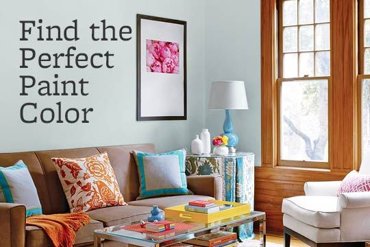 Ideas For Decorating With Color Choosing The Right Paint Color