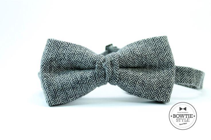 Herringbone w BowTie Style na DaWanda.com