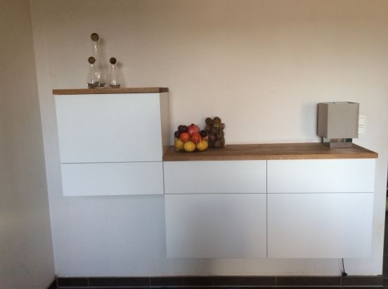 59 best images about Dressoir  wandkast idee Ikea on Pinterest   Pedestal, Cabinets and Hacks