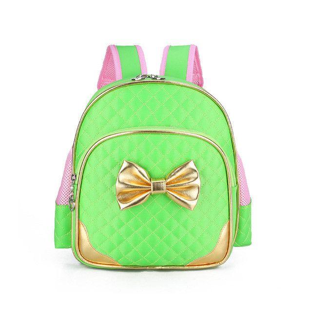 Chuwanglin High Quality Nylon Girl Backpack New Fashion Children School Bags Girls School Backpacks Child Book Bag ZDD11102