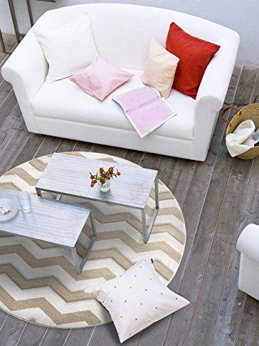 25 Parasta Ideaa Pinterestiss Teppich Rund 200