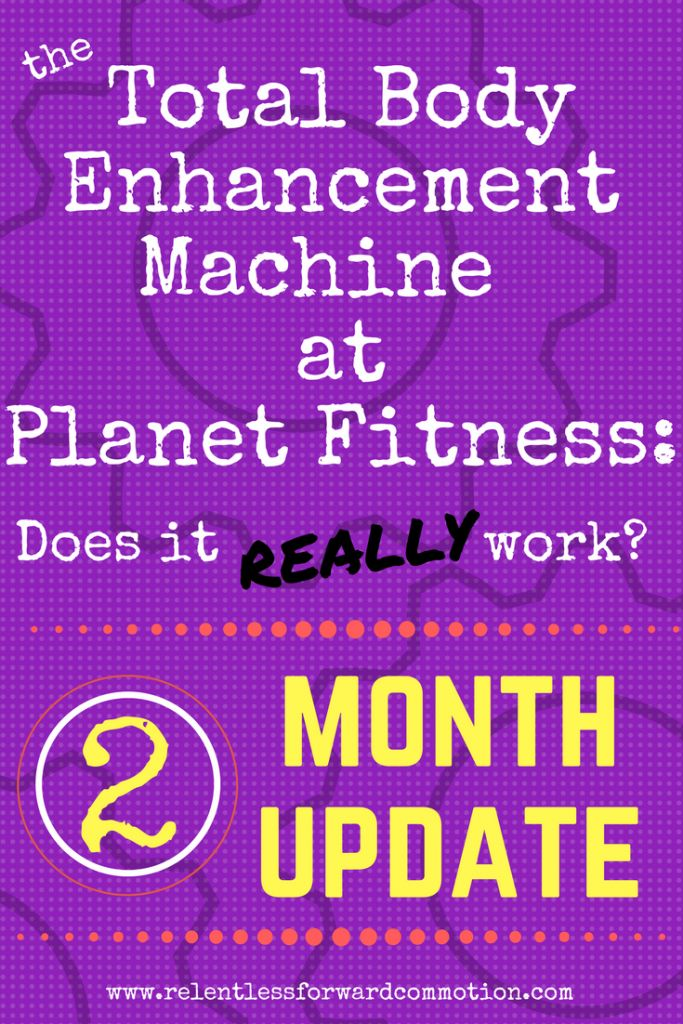 Total Body Enhancement At Planet Fitness Does It Actually Work My Review Results Planet Fitness Workout Planet Fitness Machines Planet Fitness Workout Plan