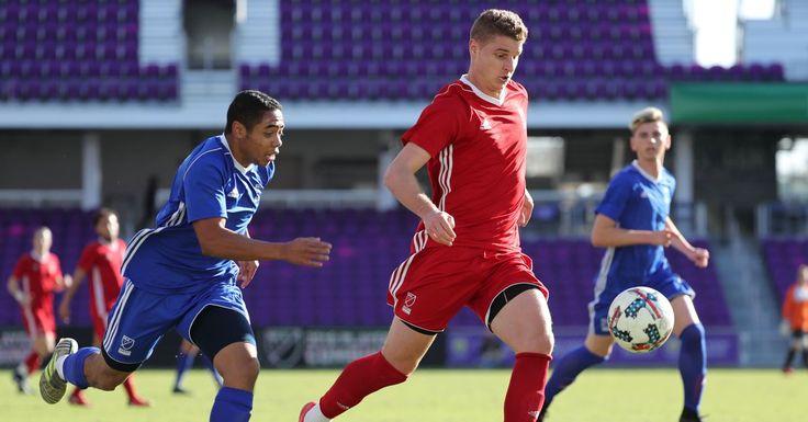 LAFC select forward Jordan Jones in 2018 MLS draft