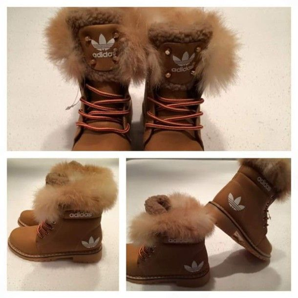 shoes adidasboots adidas boots fur adidas snowboots gloves adidas shoes ankle boots fur boots brown adidas boots with furr