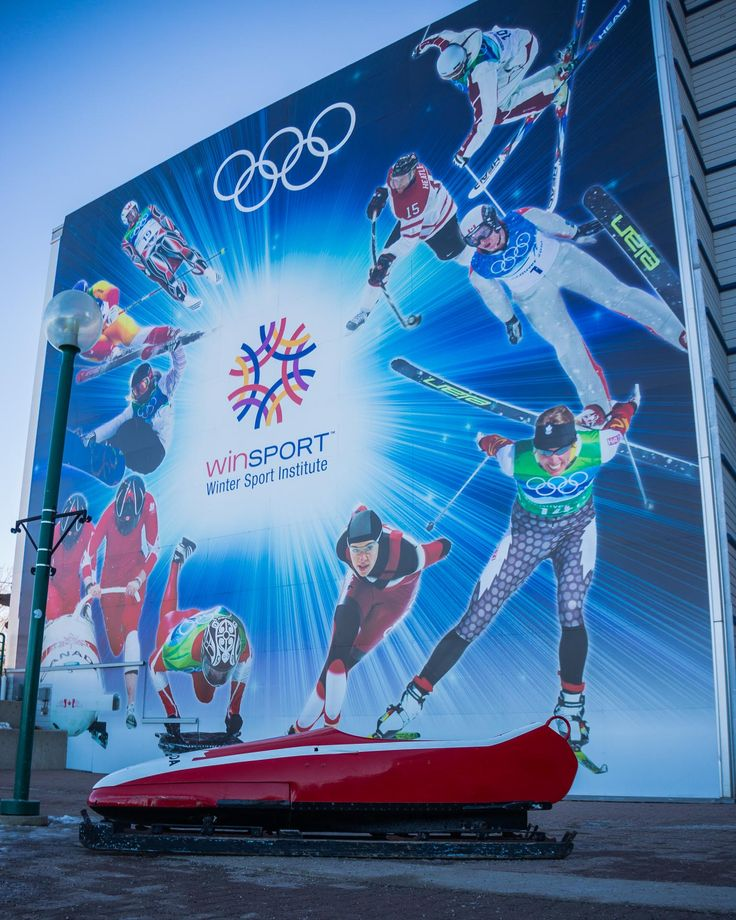 Learn to Ski in Calgary with WinSport at Canada Olympic Park