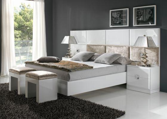 M s de 25 ideas fant sticas sobre cabeceras de cama for Cabeceras de recamaras