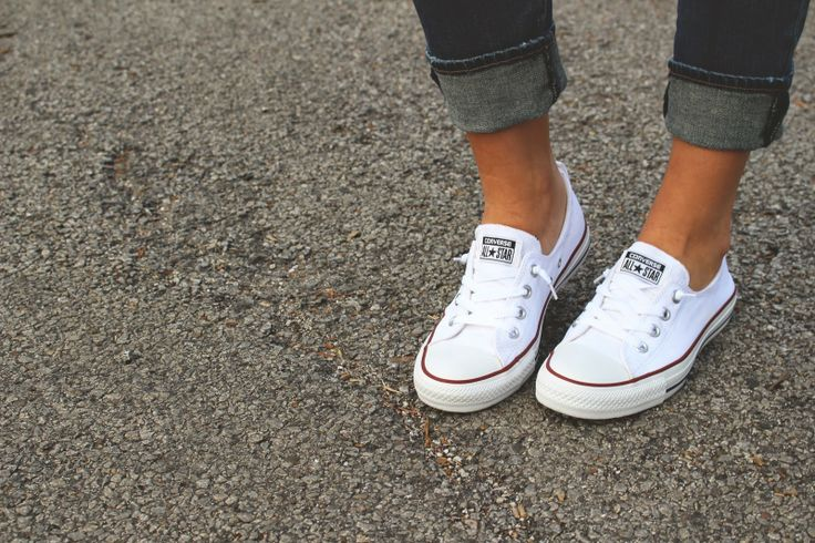 Just how cute are these.......Converse Chuck Taylor Shoreline sneakers