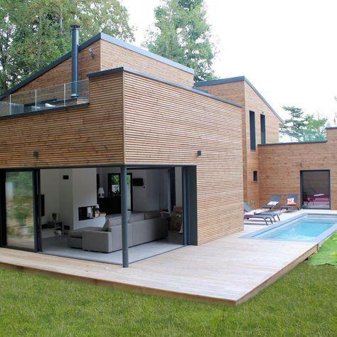 Une maison chaleureuse et écologique - Construire Sa Maison Plan