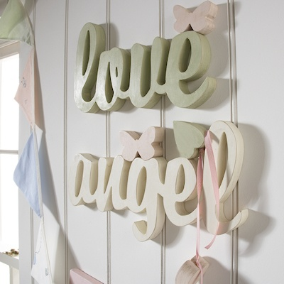 45 Best Images About Wooden Letters Amp Signs On Pinterest