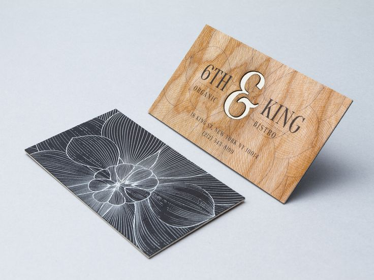 These Beautiful Layered Business Cards Use Three Premium Paper Stock Layers To Create A Stunning Final Product Wood With Laser Cut Design Black