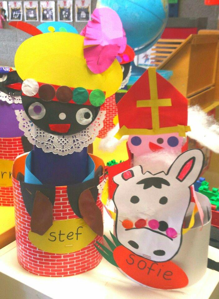 Kronen voor Sinterklaas