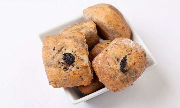 Graham Campbell makes a tapenade (blended olives) to mix into the dough and intensify the flavour of this olive bread recipe. Serve with a light, mediterraean lunch