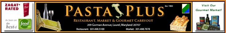 logo [img] This was voted the best Italian Restuarant by WTOP listeners and by me... I love it!