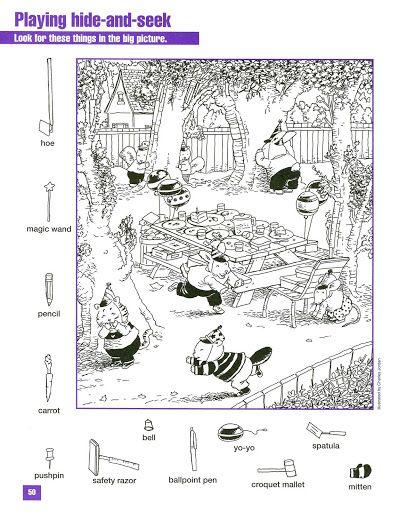Hidden Pictures - Sonia.2 - Picasa Web Albums