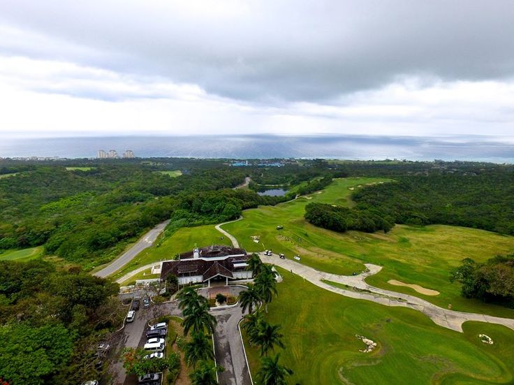 The White Witch Golf Course in Montego Bay, #Jamaica.