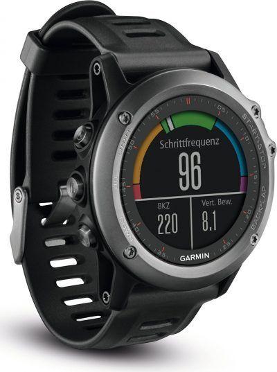 Reloj multideporte con GPS de la marca Garmin con un descuento increible, Os traemos esta oferta para los mas deportistas. La marca Garmin es una de las mas prestigiosas del sector y el modelo Fenix 3 es uno de los mejores. Ahora mismo y por tiempo limitado puede ser tuyo por solo274,95 €.   #fenix #Garmin #gps #oferta #Reloj