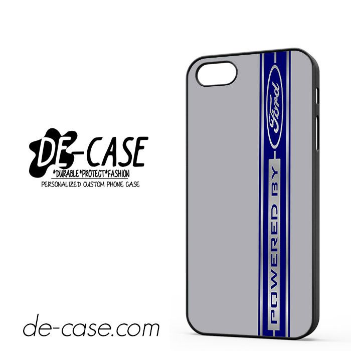 Powered By Ford DEAL-8886 Apple Phonecase Cover For Iphone SE Case