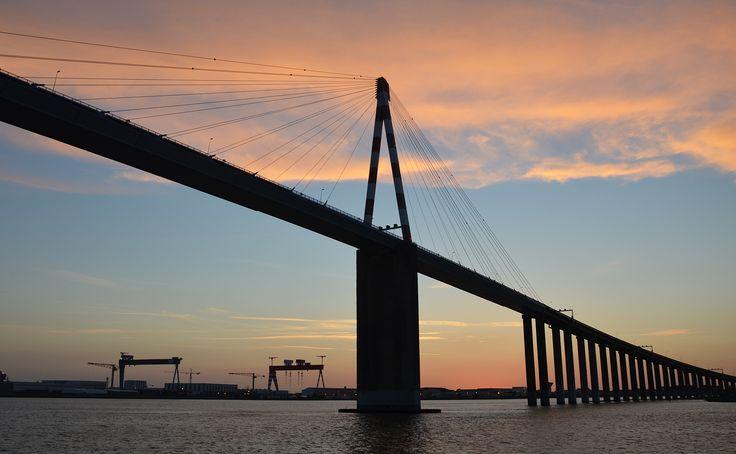 Les 20 meilleures images propos de le pont de saint for Bureau plus st nazaire