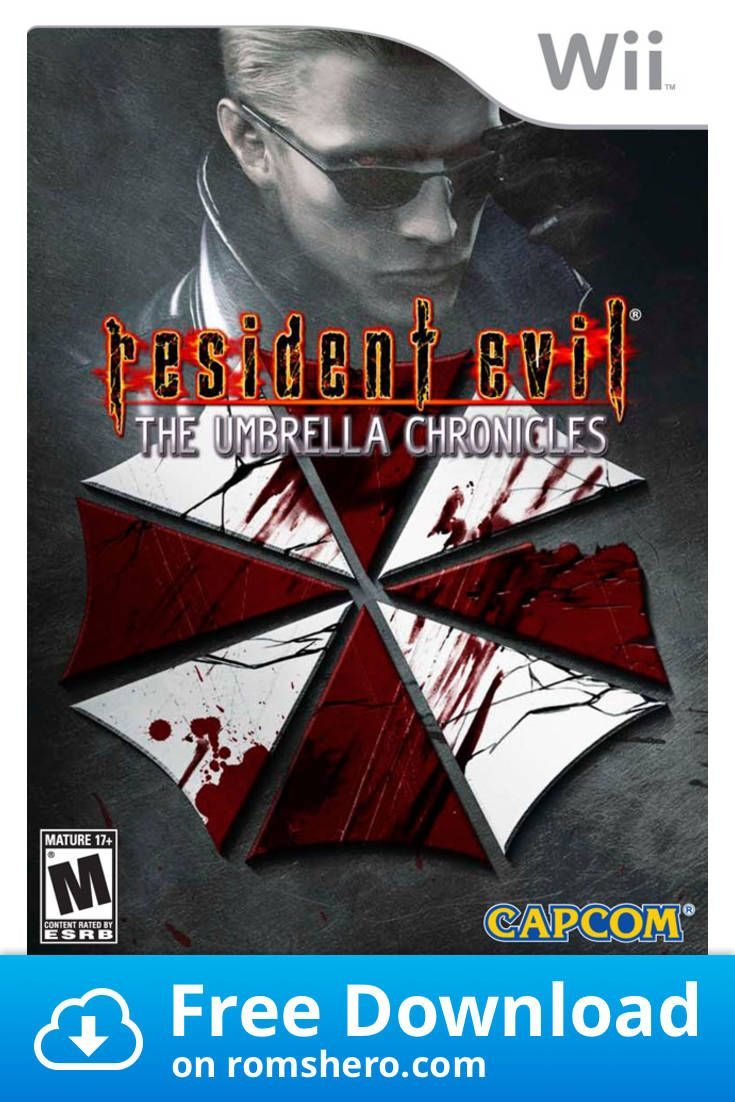 Download Resident Evil The Umbrella Chronicles Nintendo Wii