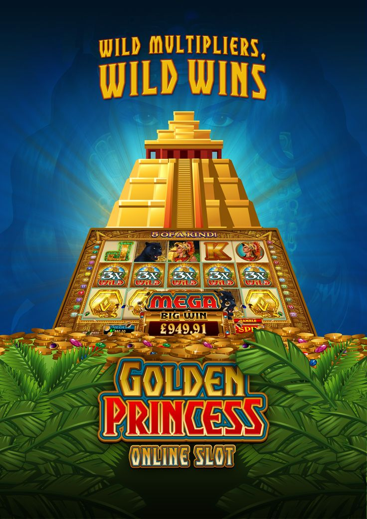 Golden Princess Online Slot Game launches at Euro Palace FLASH Casino in March www.europalace-casino.com