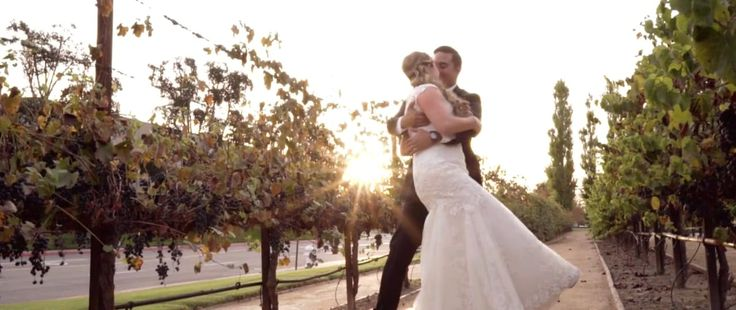 Beautiful Wedding With Alexandria And Derek At The Turnip Rose Promenade In Costa Mesa Find This Pin More On Orange County Videographer