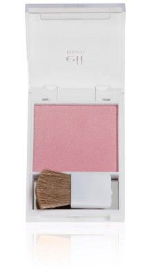 This is one of my favorites on e.l.f.: Blush with Brush. Use this special link and get five dollars off.