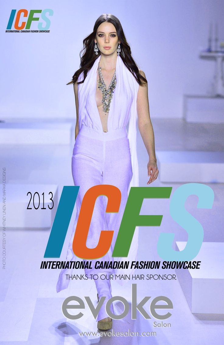 The 2013 International Canadian Fashion Showcase..This Sunday June 30th @ Six Degrees, Toronto Canada..Doors open @ 7pm....$25.00 at door
