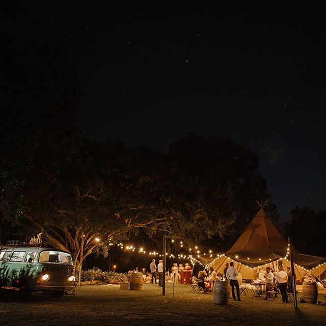 The perfect capture of Steve & Zoe's special day at @bendoftheriver ✨ by the awesome @aaronshumphotography  Tipi: @goldcoast_tipis  Styling & Coordination: @arcticfoxhire  Florals: @rootsfloristry  Catering: @theitalianjobkirra