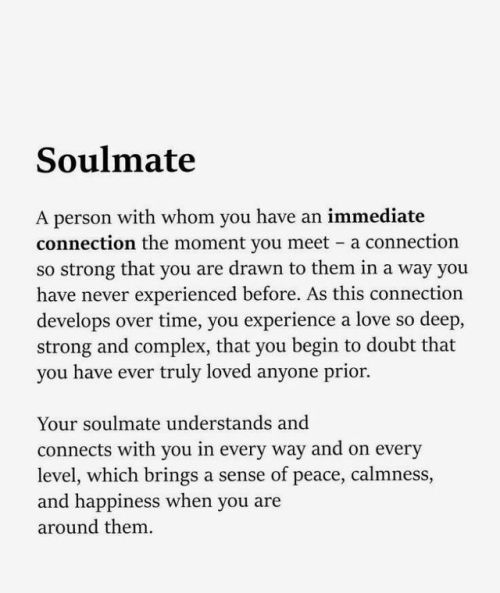 Definition Of A Soulmate love soulmate love picture quotes