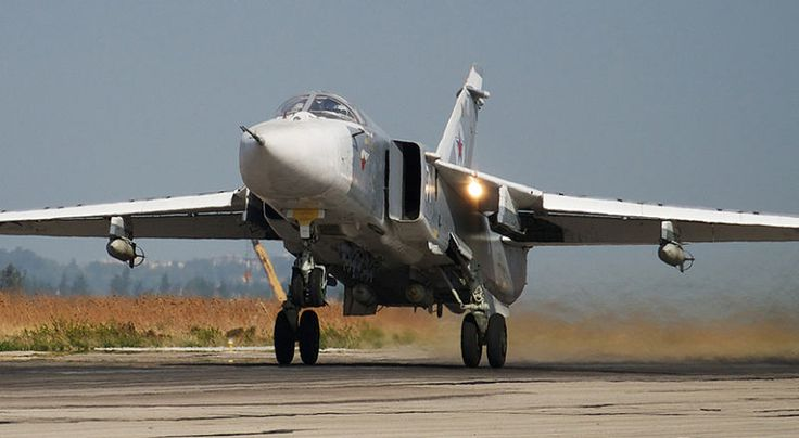 Turkey Shoots Down Russian Su-24 Fencer It Says Invaded Its Airspace (Updated)