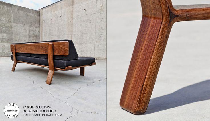 Modernica Case Study® Alpine Daybed / Modern Furniture ...