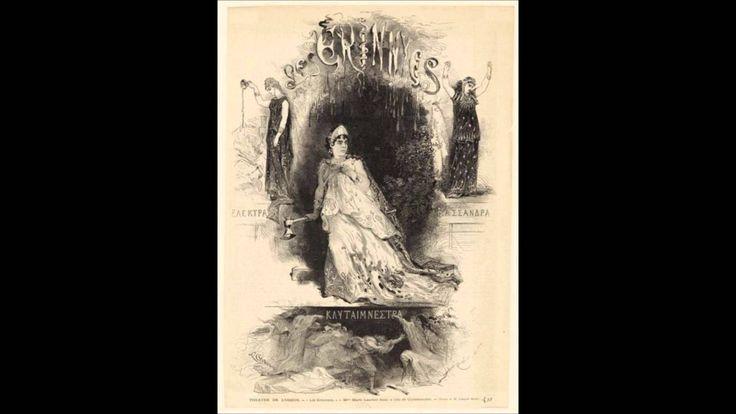 Jules Massenet - Les Érinnyes - Invocation