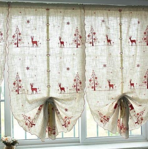 1000 Images About Cafe Curtains Eldh 250 Sgard 237 Nur On Pinterest