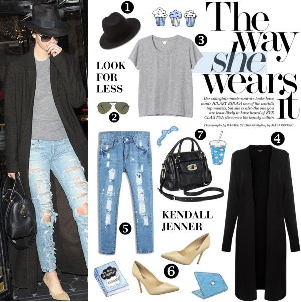 U0026quot;Look For Less Kendall Jenneru0026quot; By Putricp On Polyvore ...