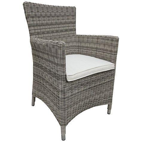 Buy John Lewis Dante Outdoor Dining Armchair Online at johnlewis com   100. 17 best Garden   furniture images on Pinterest