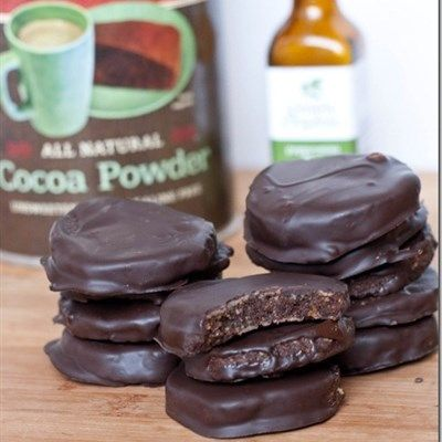 Thin Mints - gluten-free version of the popular Girl Scout cookies