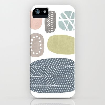 Painted Stones iPhone & iPod Case