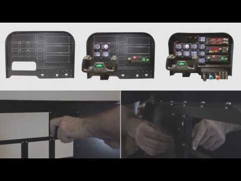 Visual Flight Cockpit Panel for Saitek | Computer Setup | Flight