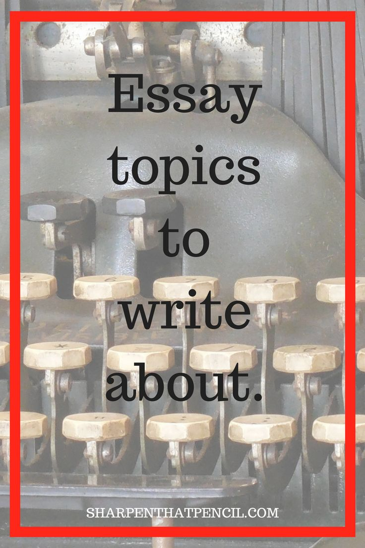 What to write in your essay? Sometimes finding great topics to write about can be difficult. Follow four simple steps to finding the best essay topics and get writing.  #writing #writinginspiration #writingtips #writingprompts