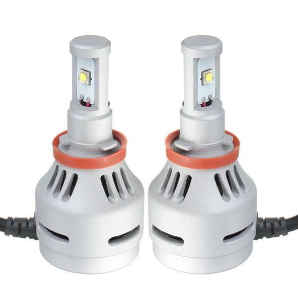 H8 h9 h11 20w 2 LED SMD bombilla de luz de niebla del coche de faros de xenón blanco