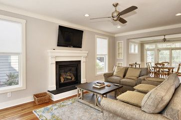 Popular gray by sherwin williams did not work for us for Sherwin williams lavender gray