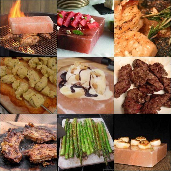 How to To Cook On Himalayan Salt Blocks + 10 Recipes To Get Started