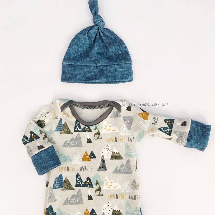 baby boy, baby sleep sack, baby gown, organic baby clothes, take home outfit, coming home outfit, newborn boy, preemie boy, baby boy clothes by LittleBeansBabyShop on Etsy https://www.etsy.com/listing/464592089/baby-boy-baby-sleep-sack-baby-gown