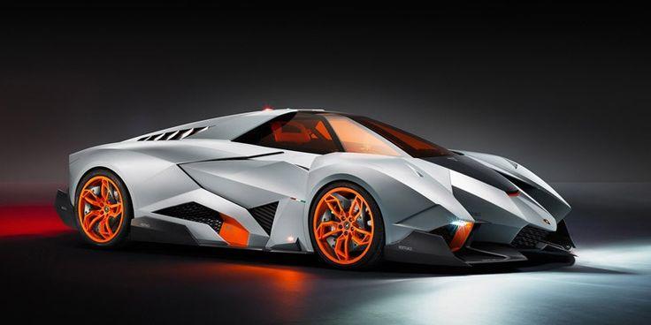 2015 Lamborghini Perdigon Mybestcars Lambo Concept