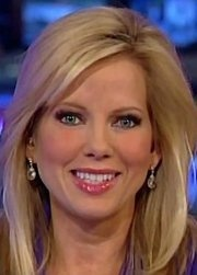 Shannon Bream of Fox News - She grew up in Tallahassee, Florida.