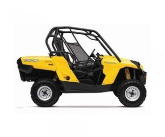 Used 2012 Can-Am 800R Commander Utility #Atv_For_Sale