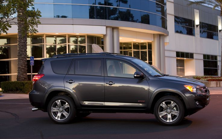 Wichita - 2012 Toyota RAV 4. If it would have driven better on the highway, we would probably still have it.